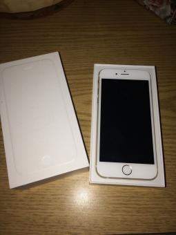 IPHONE 6 UNLOCKED CERTIFICATION PRESENTATION BOX