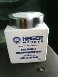 Hager & Werken embalming powder for sale in Lusaka,Kitwe +27780818062