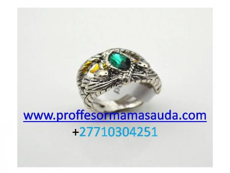 MAGIC RING FOR POWER, WEALTH & PROTECTION SPELLS CALL MAMA +27710304251