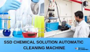 (ASIA- KENYA) SSD CHEMICAL DXX 5 SOLUTION FOR CLEANING BLACK NOTES IN SOUTH AFRICA- AMERICA