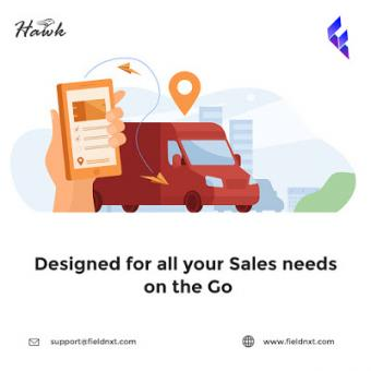Sales Force Automation Software- FieldNXT