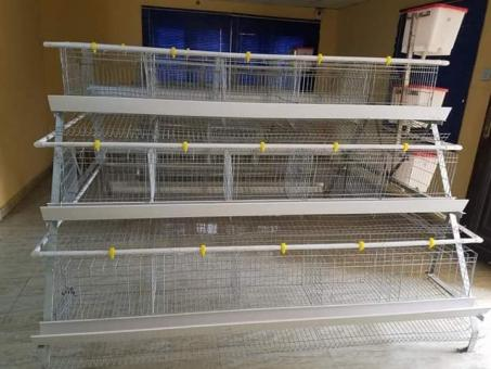 Broiler and Layer Cages